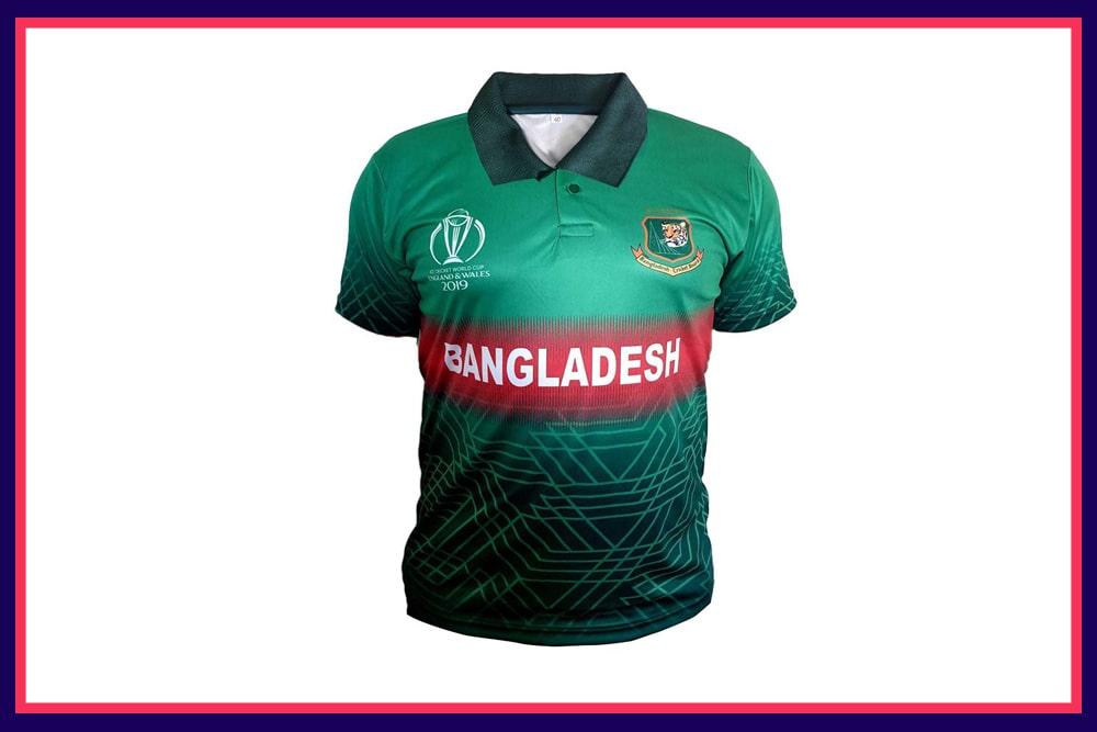 Bangladesh Team Kit