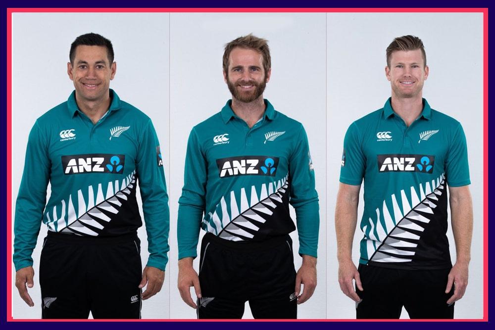 New Zealand Team Kit