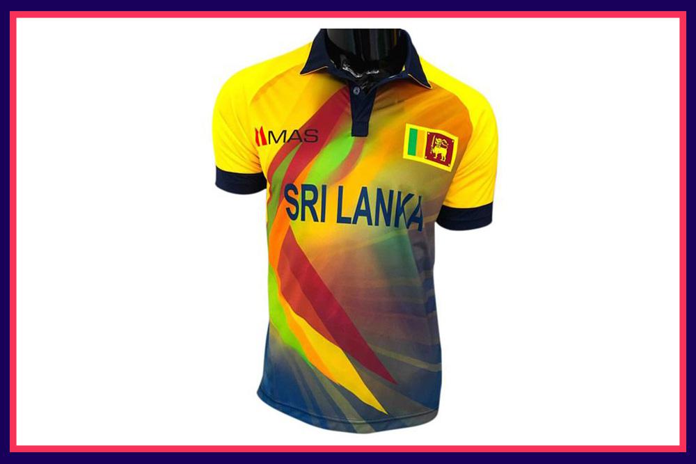 Sri Lanka Team Kit