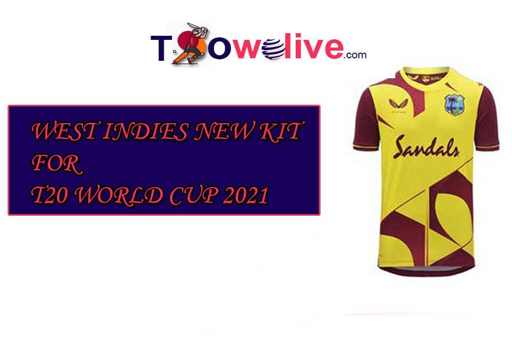 West Indies Team Kit