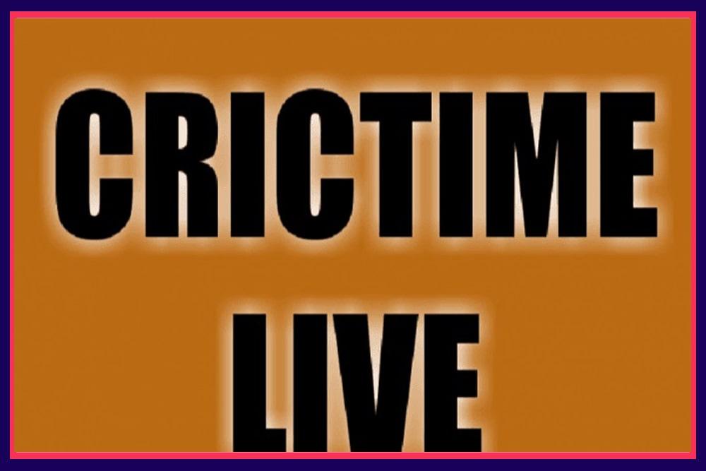 Crictime Live Cricket Score