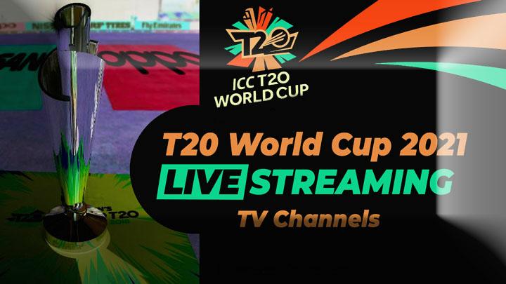 T20 World Cup Live Score